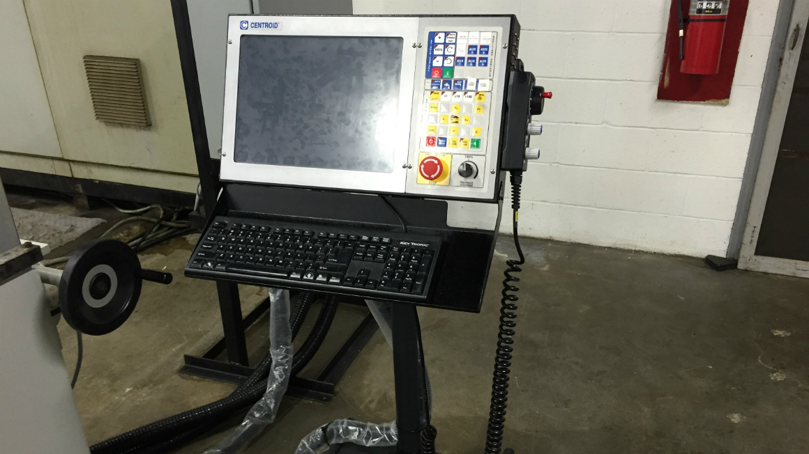 Technology, CNC Retrofitting, and Design Work - Great Lakes Industrial Knife